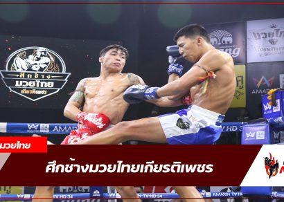 ศึกช้างมวยไทยเเกรียรติเพชร